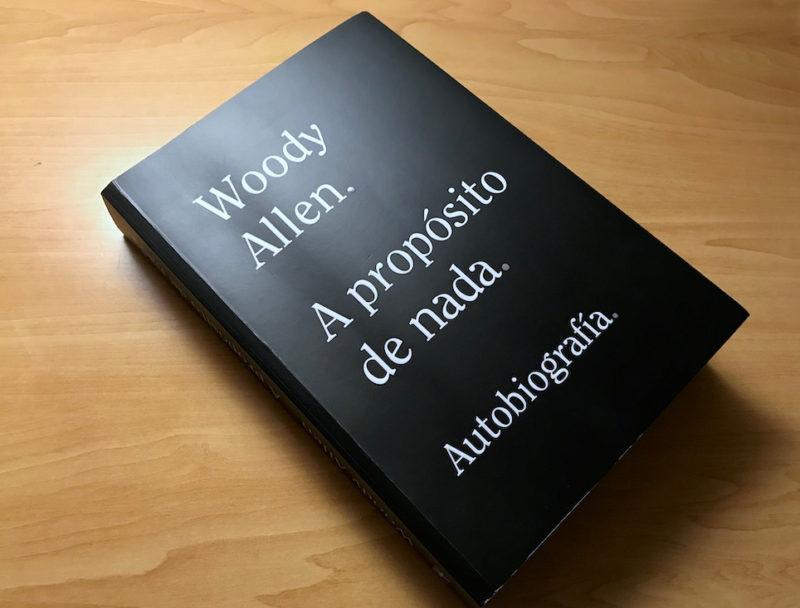 memorias de Woody Allen