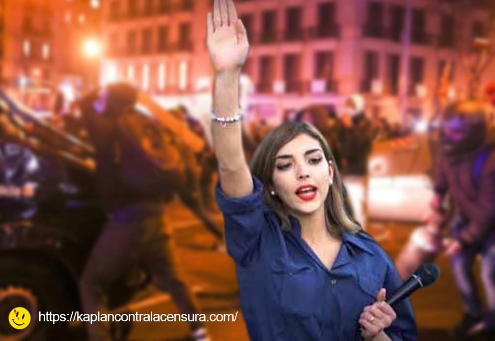 Chica fascista