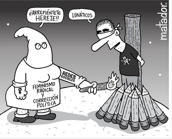 Humor y correción política